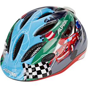 Alpina Gamma 2.0 Flash Kinderhelm racing